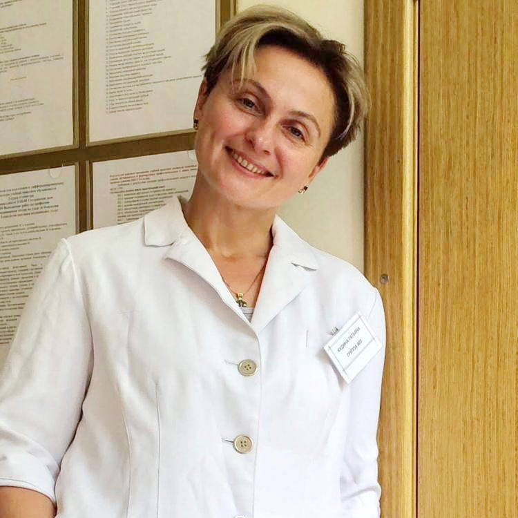 Кудина Татьяна Михайловна