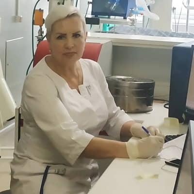 Елена Николаевна Логинова